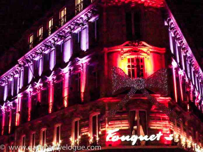 FOUQUETS PARIS