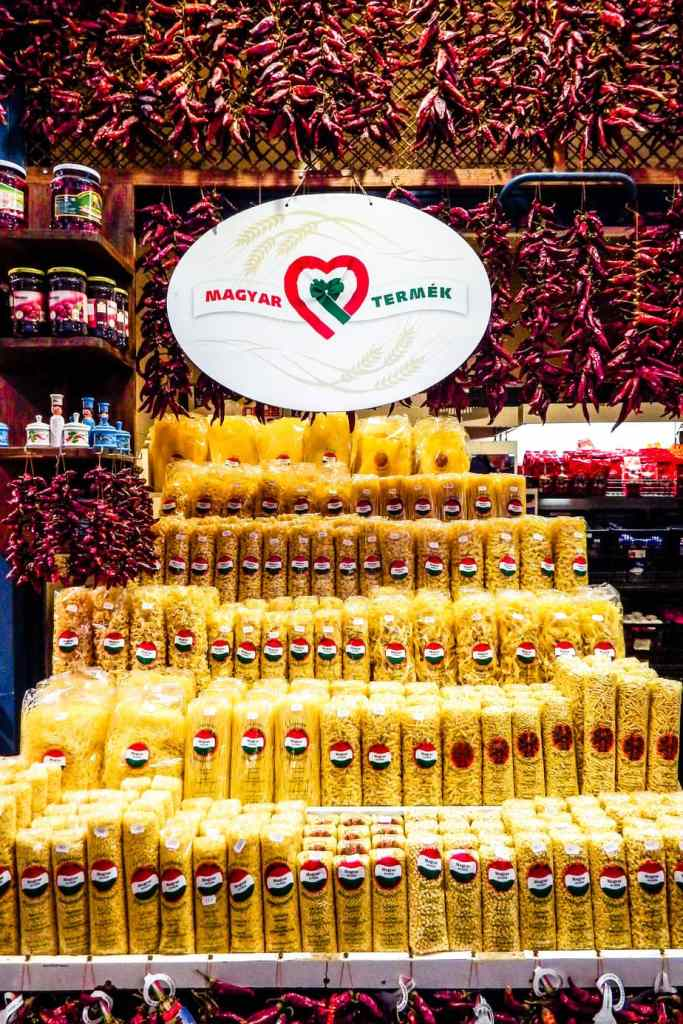 Budapest Market for foodies- Guide to the Best Market in Budapest - #market #budapest #foodie #hungary #travelblogger #restaurant #wine #souvenirs #europe
