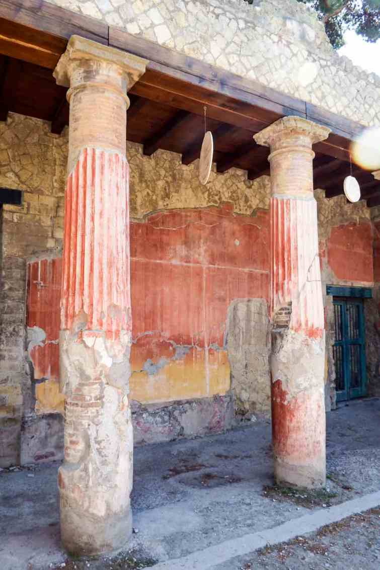 The House of the Relief of Telephus