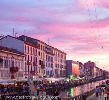 Milan in one day : Navigli Milan