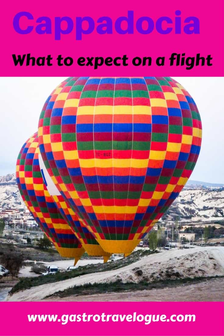 What to expect on a balloon flight