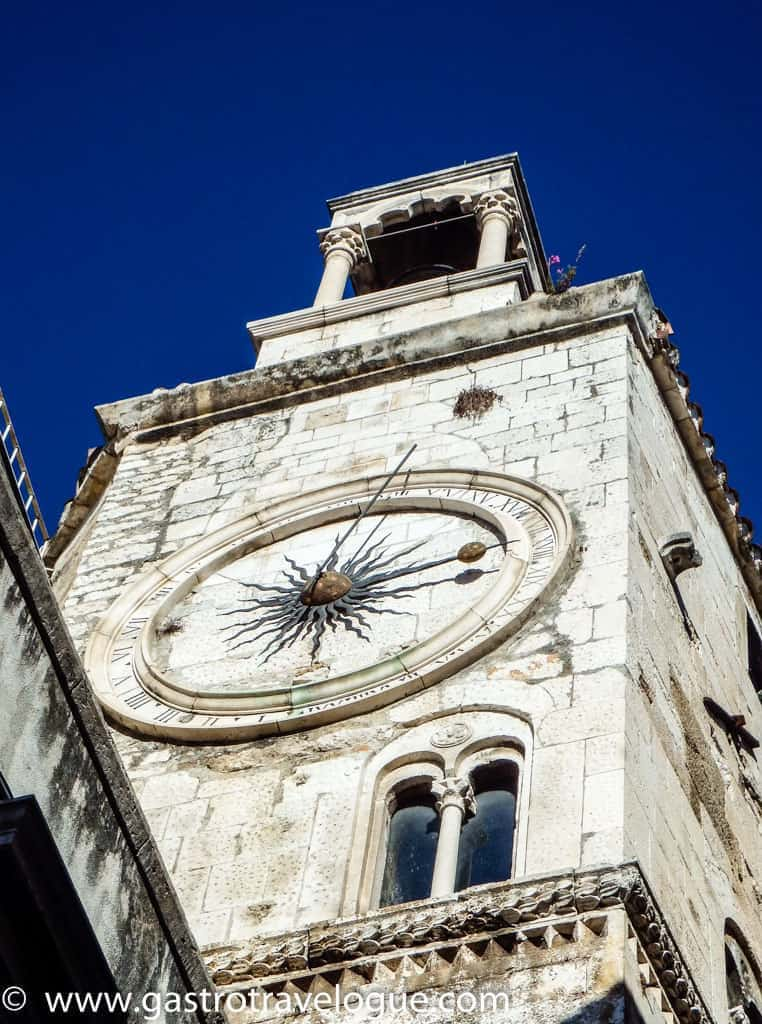 Clock Tower St Domnius