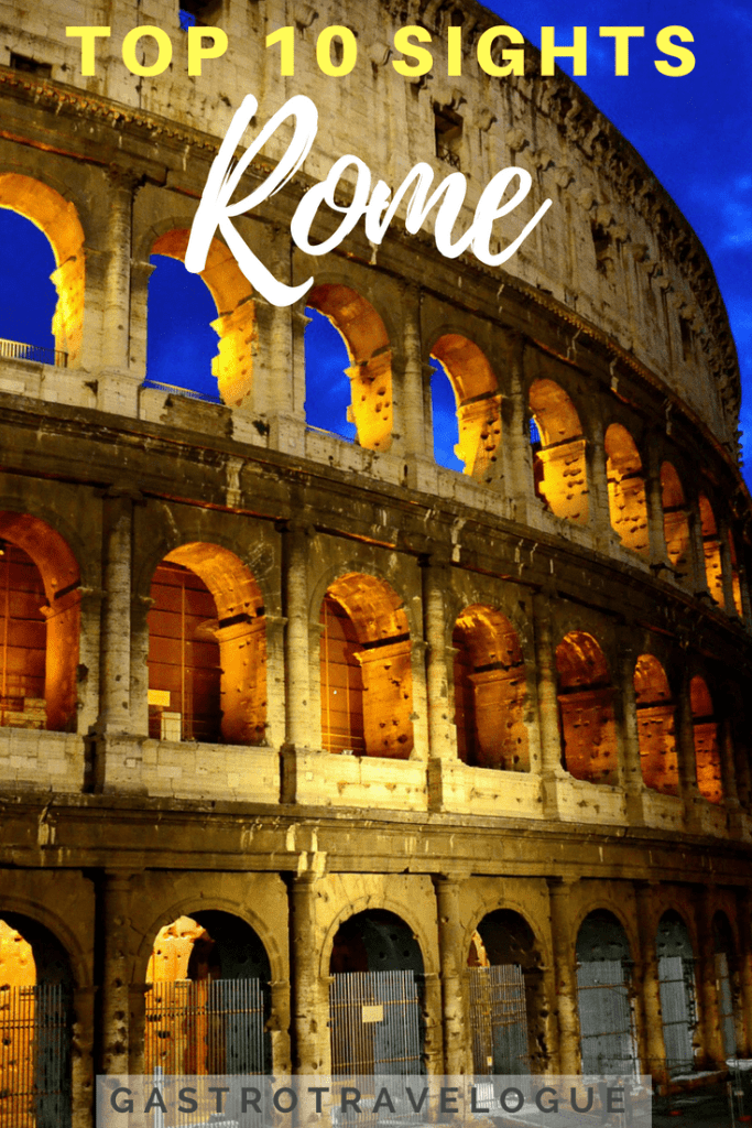 Rome the best  attractions guide-  What to see in a weekend in Rome - #top10 #sightseeing #cityguide #rome #roma #italy #whattosee #whattodo #travel #travelblog #colosseum #spanishsteps #trevi #fountain #trastevere #vatican #sistinechapel #stpeters #pantheon #forum #roman #piazzanavona #italy