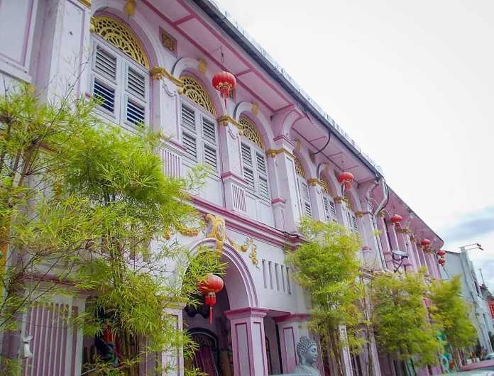 Heritage buildings Penang