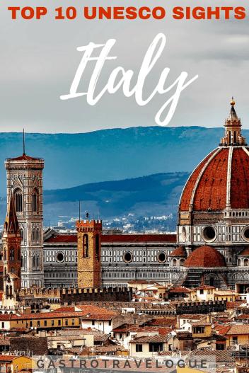 best world heritage sites in Italy - -#iitaly #italie #firenze #venezia #florence #venice #rome #UNESCO #worldheritage #naples #napoli #herculaneum #pisa #lastsupper #sangimigano #ravenna #amalfi #amalficoast #top10 #europe #travel #travelblog #travelblogger