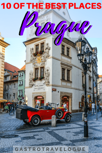 The top 10 places you must see in Prague - #prague #czechrepublic #czech #praha #castle #charlesbridge #oldtown #church #astronomicalclock #clock #whattosee #whattodo #travel #sightseeing #library #petrin #jewishquarter #stvitus