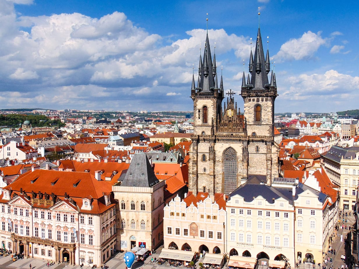 The Top 10 Places You Must See In Prague