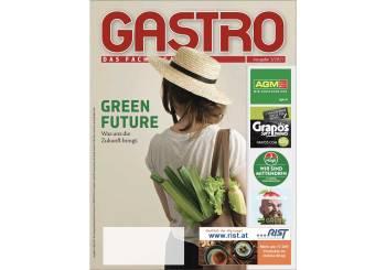 GASTRO das Fachmagazin 03/21