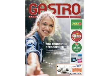 GASTRO das Fachmagazin 04/21