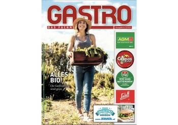 GASTRO das Fachmagazin 06-07/21