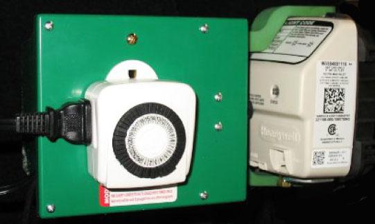 Ge Water Heater Timer Wiring