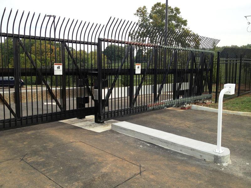 Security Crash Gates  GateIt Access Systems