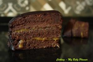 Sachertorte - Cooking - My Baby Planner