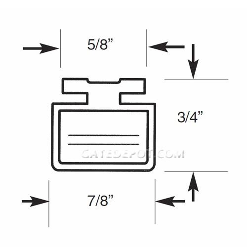Miller Edge ME110 SwitchFlex Sensing Edge Series