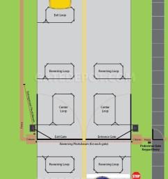 site layout diagram community bi parting swing gate [ 800 x 1224 Pixel ]