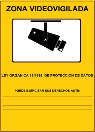 legalidad cámaras de seguridad