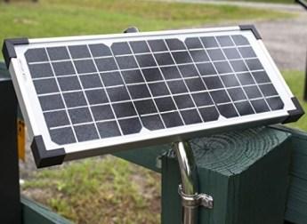 Ghost Controls TDS2XP solar panel