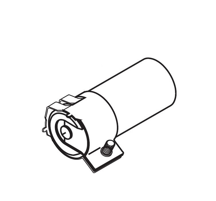Genie 25731A.S CAPACITOR CLAMP