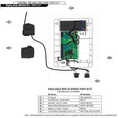 Genie Garage Door Parts Diagram Ididit Steering Column Wiring Mighty Mule Fm500 Gate Opener / Mighyt Replacement