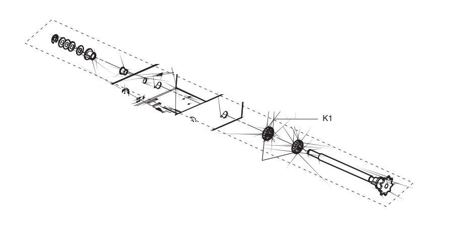 Liftmaster K72-33872-2 Limit Switch