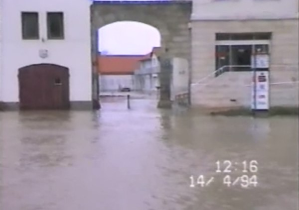Hochwasser 1994 – Privates Video 4