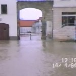 Hochwasser 1994 – Privates Video 4