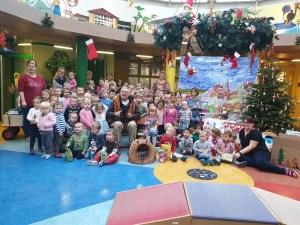 """Highlights zum Jahresausklang in der Kindertagesstätte """"Sonnenschein"""" in Gatersleben"""