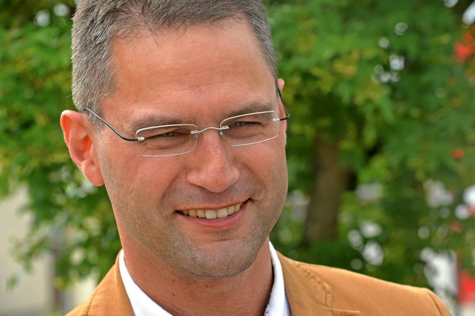 Gatersleben Mario Lange Ortsbürgermeister