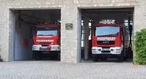 TLF + HLF Gatersleben