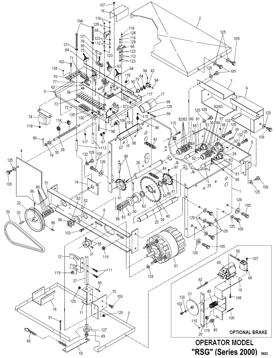 Gate Opener: Gate Opener Wiring Diagram