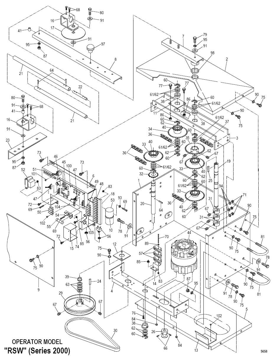 Powermaster Gate Operator Wiring Diagram : 40 Wiring