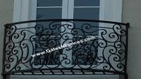 Iron Railings Designs - Aluminum Balcony Railings - Metal ...