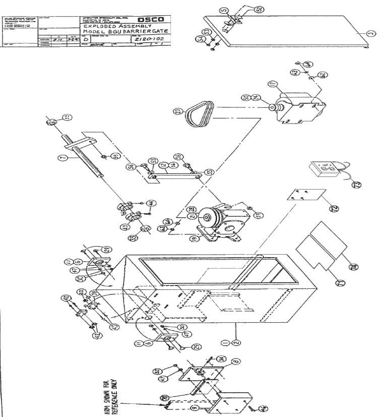 Osco Gate Wiring Diagram : 24 Wiring Diagram Images