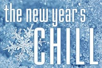 The New Year's Chill Logo