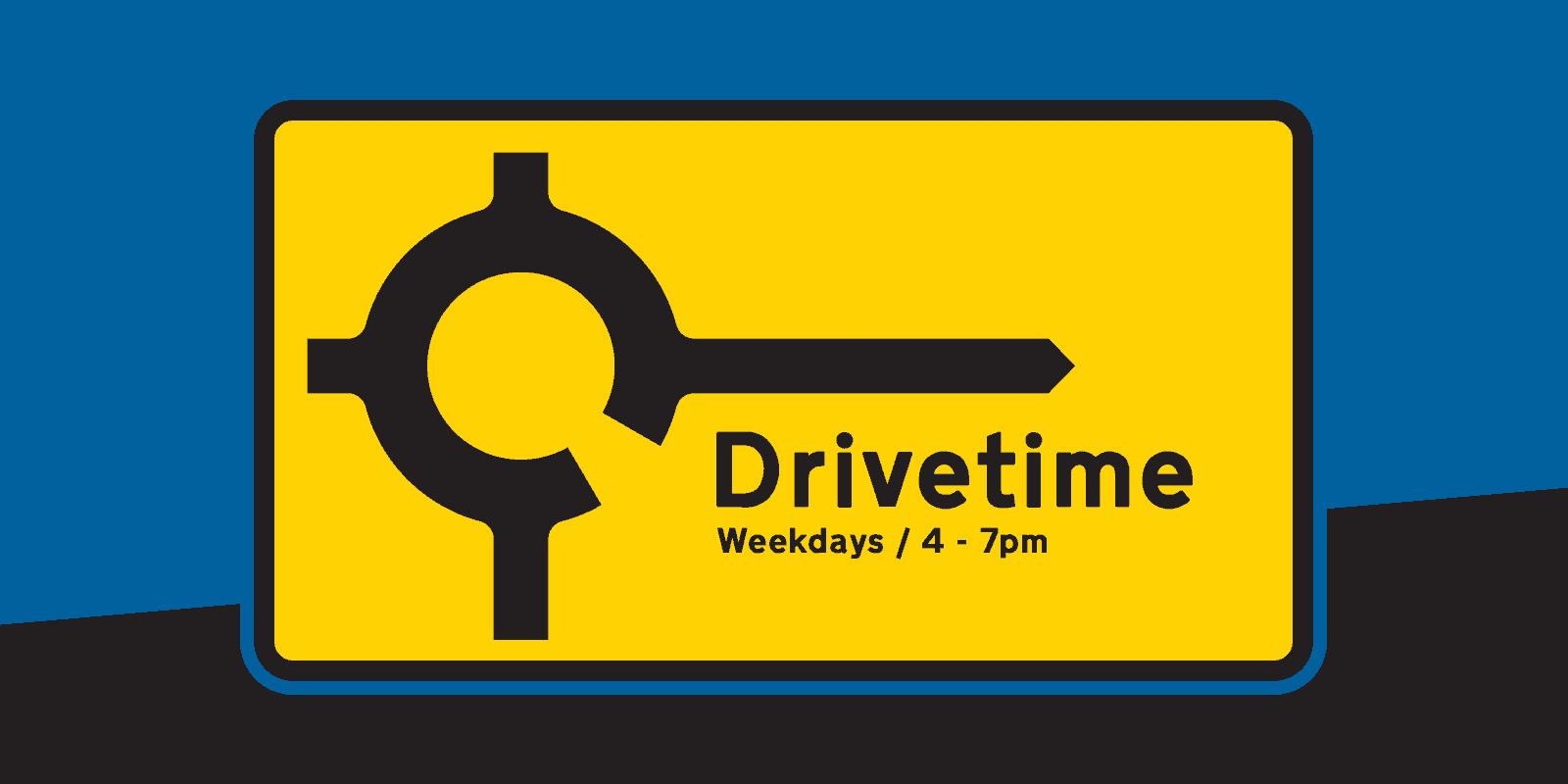 Drivetime on Gateway 97.8