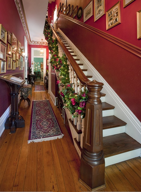 East Row Historic Bed and Breakfast Newport Kentucky Gateway BB