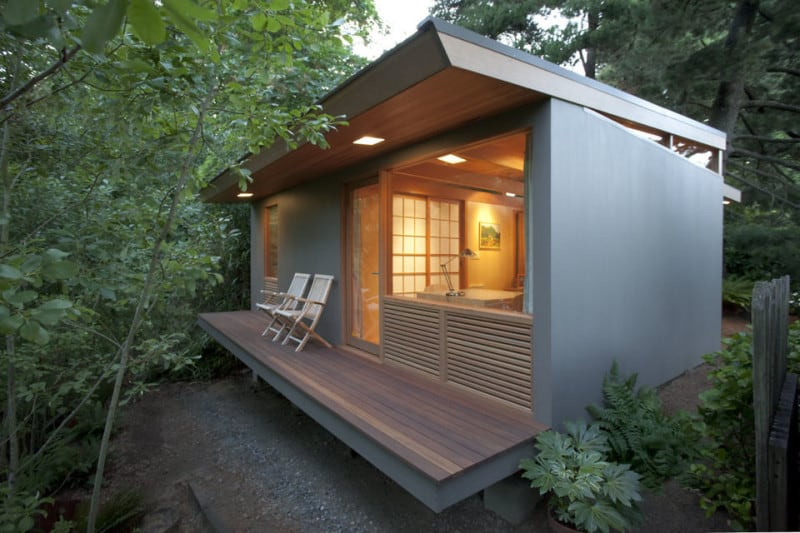 shipping container house company