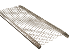 Aluminum Mesh Gutter Screen