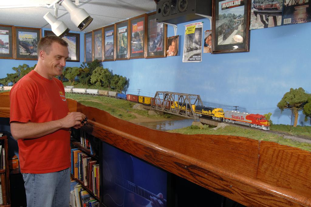 Ken Pattersons HO And G Scale Model Railroads Gateway NMRA