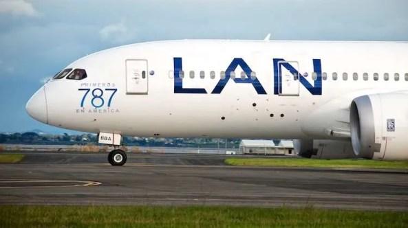 787 Dreamliner service