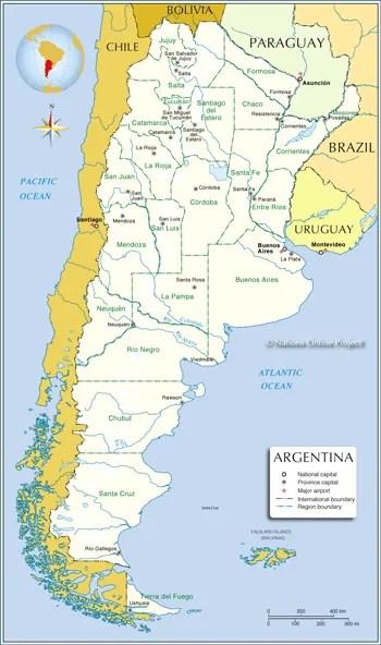 argentina-admin-map