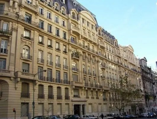 image of French Architecture in Buenos Aires