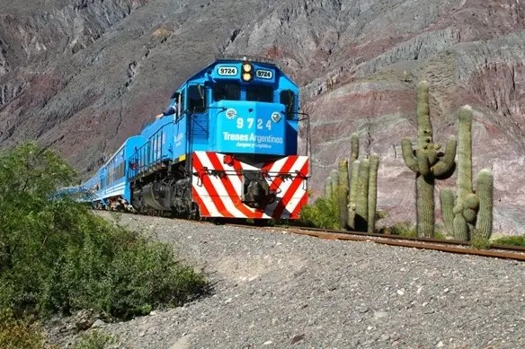 image of Argentina Modernizes its Rail System