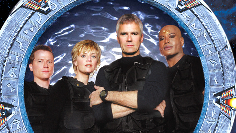Stargate SG-1 Is Now On Blu-ray For The First Time » GateWorld