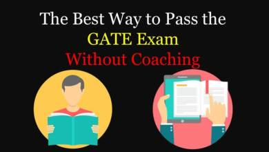 Photo of What is the Best Way to Pass the GATE Exam Without Coaching?