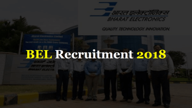 Photo of BEL Recruitment 2018 – 86 Deputy Engineer