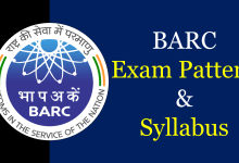 Photo of BARC Exam 2020 Exam Pattern & Syllabus