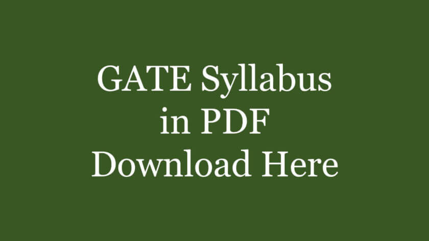 Gate Material For Electronics And Communication Pdf