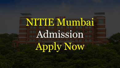 Photo of NITIE Admission 2019