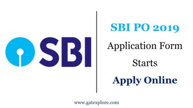 Photo of SBI PO 2019 Application Form Starts